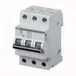 Автоматический выключатель  S293C80 3p 80A 6kA (тип C)