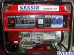 Бензиновая генератор SASSIN KP 6500E