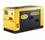 Генератор для резервного питания Kipor KDA12STA0