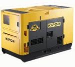 Генератор для резервного питания Kipor KDA13SSO3