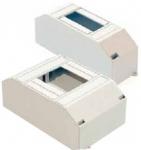 Корпуса модульные пластиковые (боксы) серии ЩРН-П для автоматических выключателей