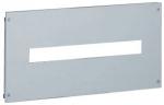 XL3 4000 комплектующие для монтажа DPX-IS 250, 630, Vistop 800 A, лицевые панели для аппаратов на П-образной рейке и выключателей 1 250, 1 600 A