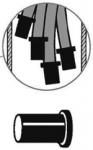 Концевые колпачки GPE