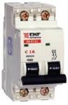 Автоматические выключатели EKF ВА 47-63