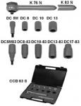 Набор ключей: CCB 76 S, CCB 83 S