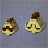 Плашечные соединительные зажимы SL 4.21,SL 4.25, SL 8.21