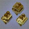 Соединители для мачтовых рубильников на токи до 160 А: KG41, KG44, KG71