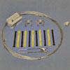 Комплект изолированного троса оттяжек SHS