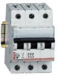 Автоматический выключатель DX 3p 10A 3М (тип C) 6кА