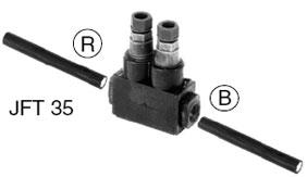 схема подключения соединительного модуля jft 35