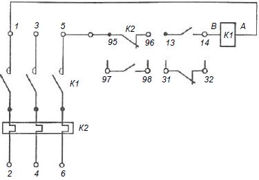 Схемы включения пмл 1220