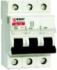 электрическая схема ВА-63 двухполюсный