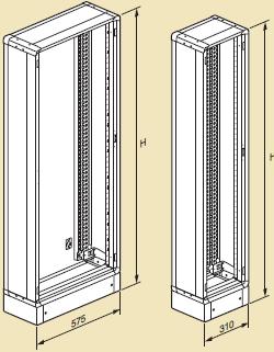 габаритные размеры xl3 400 металл