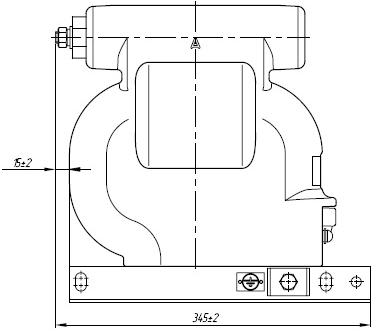 Общий вид трехфазной антирезонсной группы 3хЗНОЛПМИ