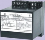 Преобразователь измерительный активной мощности трехфазного тока Е 848 ЭС