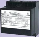 Преобразователи измерительные напряжения переменного тока Е 855 ЭС