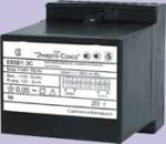 Преобразователи измерительные частоты переменного тока Е 858 ЭС