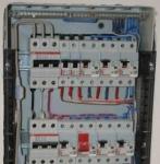 Сборка низковольтных комплектных устройств (электрощитов) ЩС, РЩС
