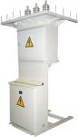Подстанция трансформаторная мачтовая МТП мощностью 25-100кВА напряжением 6(10)кВ