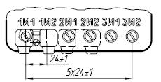 Вторичные контанты трансформатора ТОЛ-10-I-8