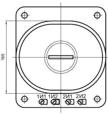 Общий вид трансформатора ТПОЛ-10 на 20-200А