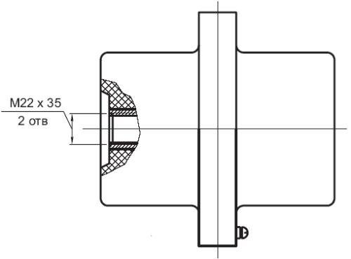 Общий вид трансформатора ТПОЛ-10-1