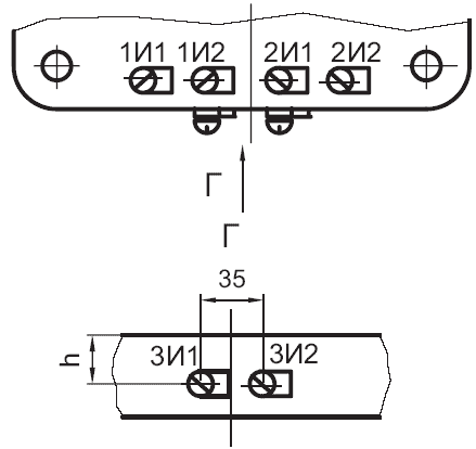 Клеммник ТЛШ-10-5