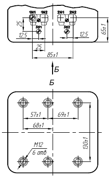 Общий вид трансформатора ТПЛ-10-М-1(4)